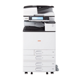 Ricoh MPC4504 colour copier