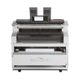 Ricoh MPW6700SP Wide Format Printer / Scanner